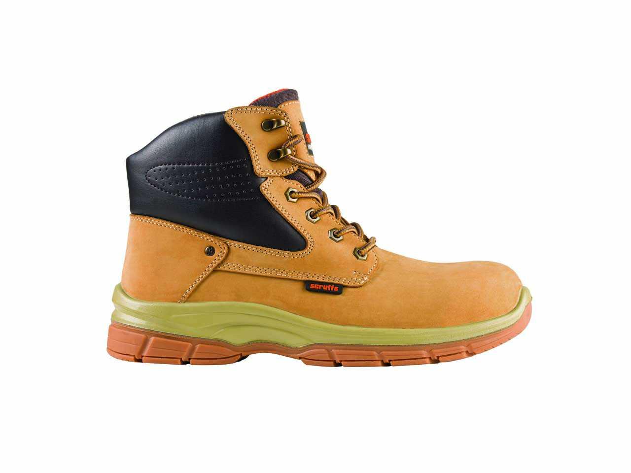 8dd13ff000d Scruffs Hatton Boot Tan Various Sizes