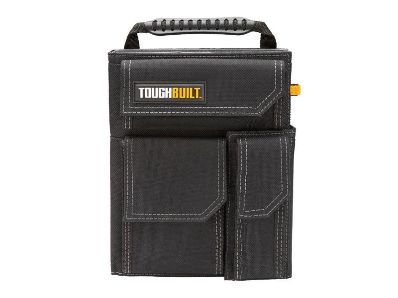 Toughbuilt tou 33 smart phone pouch inc pad for Construction organizer notebook