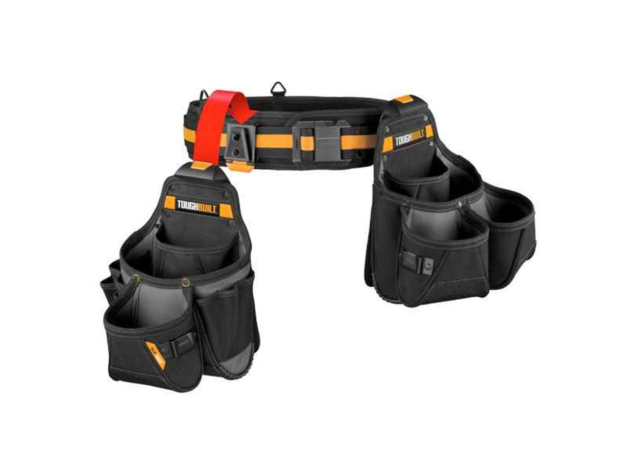 ToughBuilt TOU-CT-102-4 4 Piece Builder Tool Belt Set