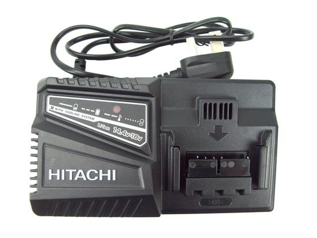 Hitachi Uc18yfsl 14 4 18v Li Ion Battery Charger