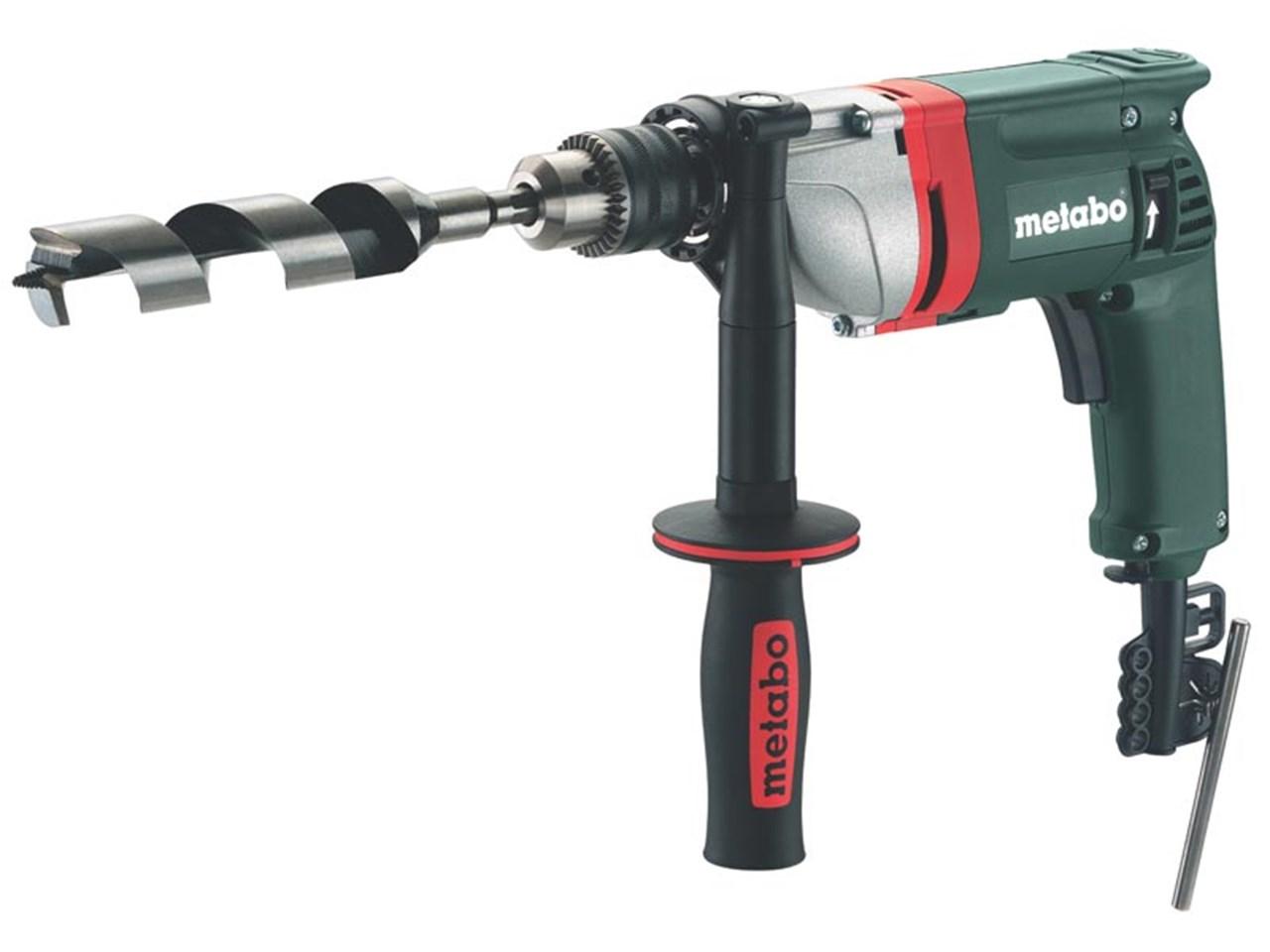 Metabo BE75-16 110v 75Nm High Torque Rotary Drill MetaLoc