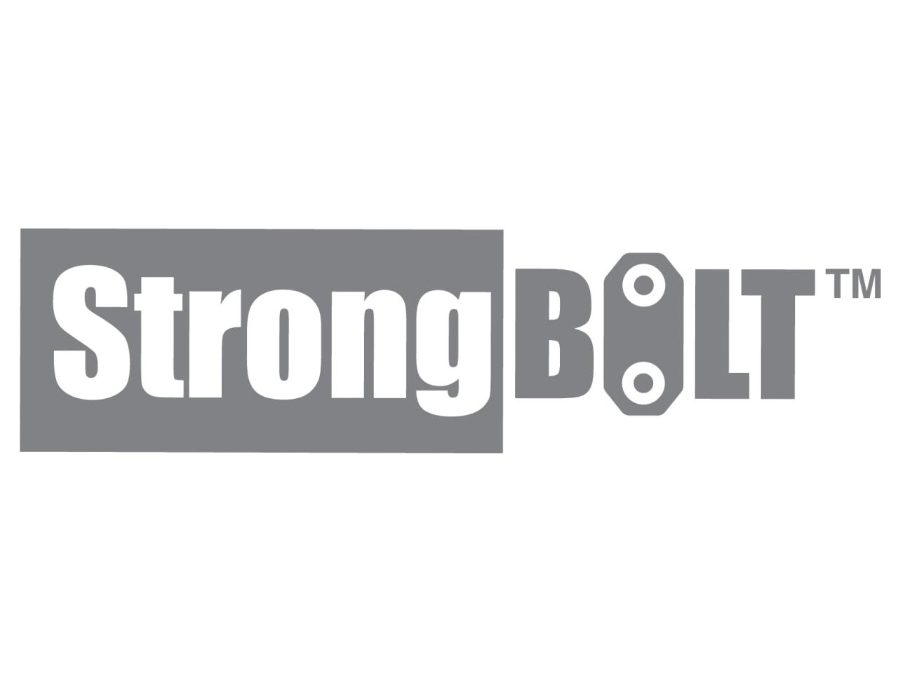 Union Strongbolt 2100S BS 5 Lever Mortice Deadlock 81mm Satin Chrome Box