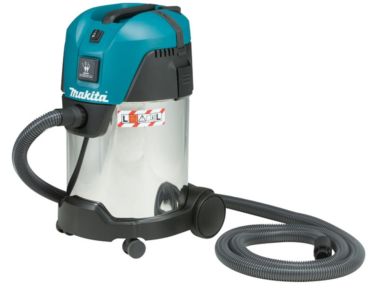 Makita VC3011L 2 240v Vacuum Cleaner 28L Wet And Dry Dust Extractor