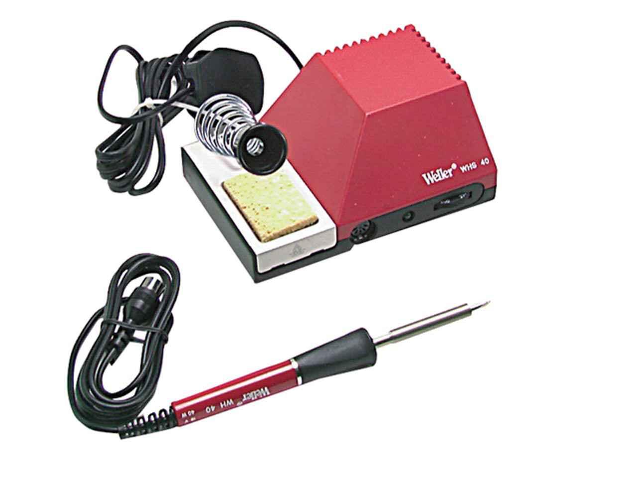 Weller 2020 Soldering Iron with Plug 20W 240 Volt WEL2020 Metalworking/Milling/Welding