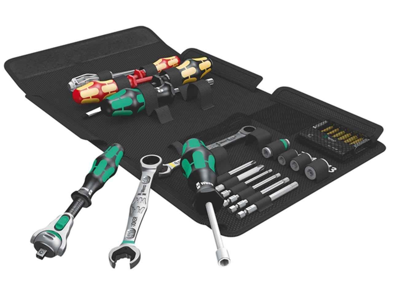 wera 05135927001 kraftform kompakt sh 1 mixed toolkit plumbkit. Black Bedroom Furniture Sets. Home Design Ideas