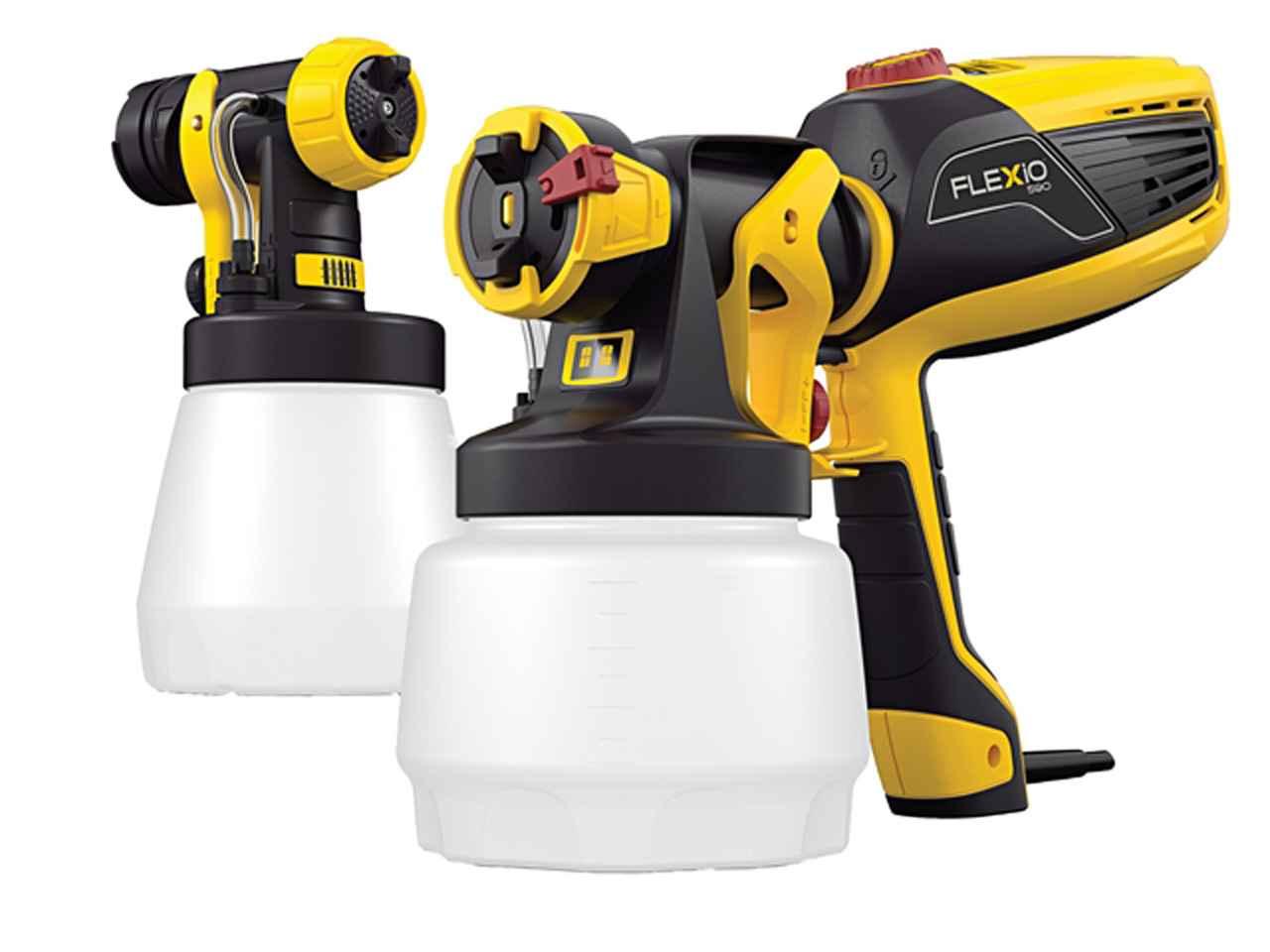 wagner w590 630w 240v universal sprayer. Black Bedroom Furniture Sets. Home Design Ideas