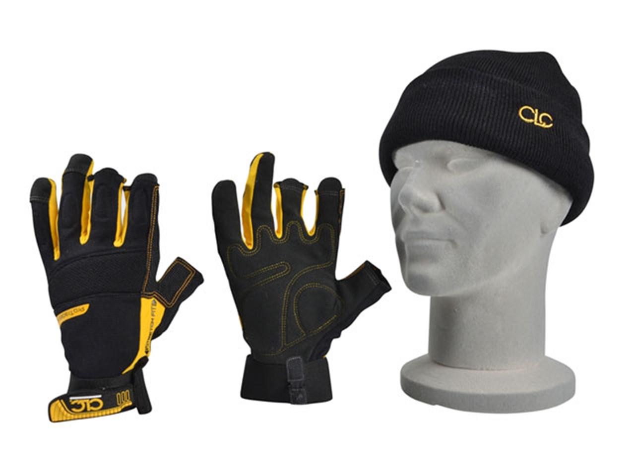 Fingerless gloves edmonton -  Kunys Clc Fingerless Gloves