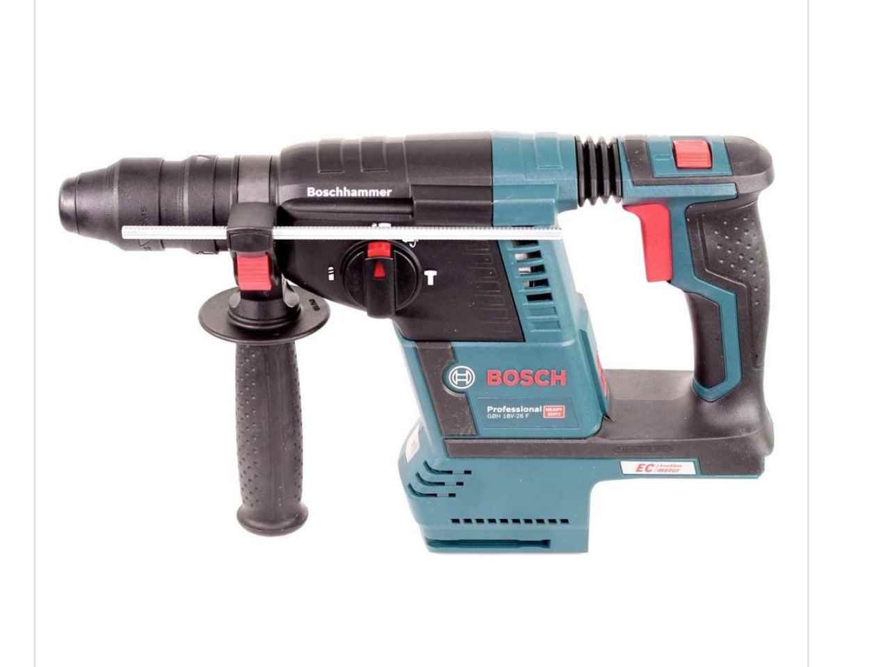 bosch 0611910000 18v sds plus brushless rotary hammer body only ebay. Black Bedroom Furniture Sets. Home Design Ideas