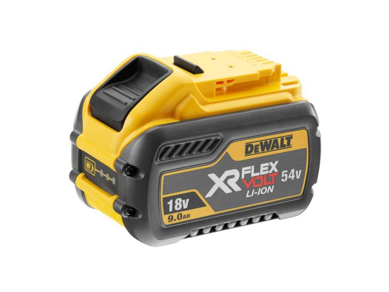 DeWalt DCB547 18V/54V Li-Ion XR Flexvolt Convertible Battery 9 0Ah