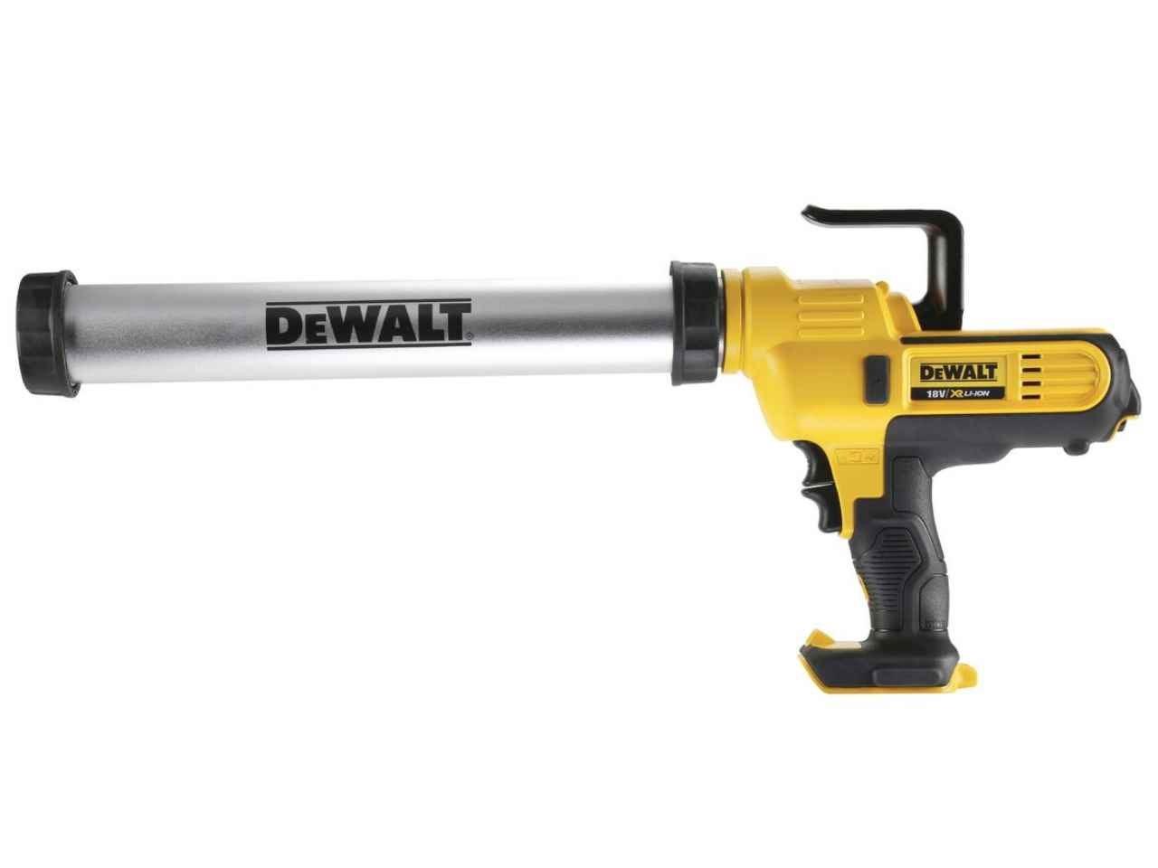 DeWalt DCE580N-XJ 18V XR Caulk Gun 600ML Bare Unit