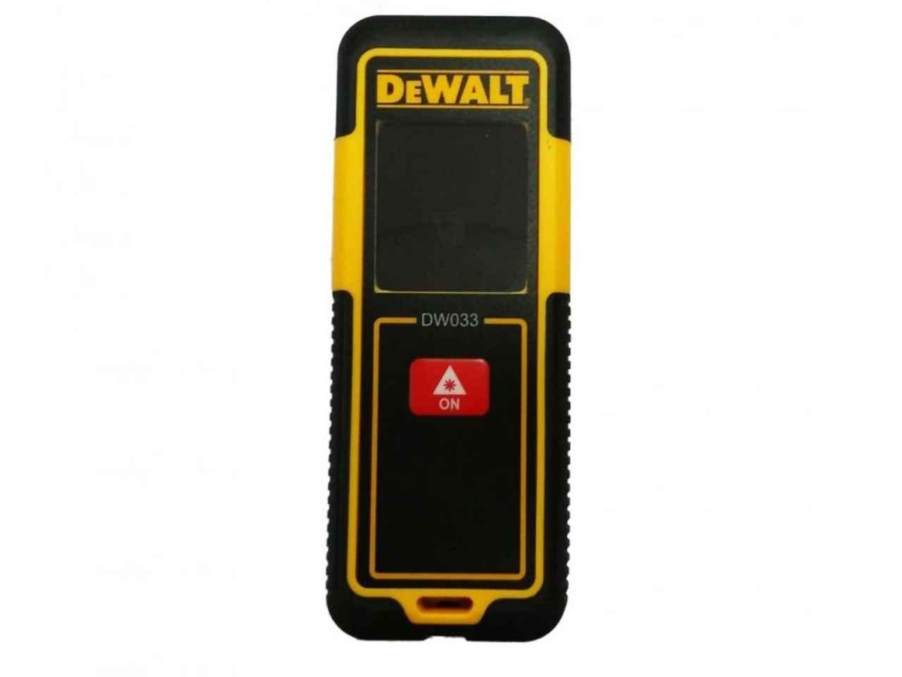 Laser Entfernungsmesser Dewalt : Dewalt dw xj m laser distanz vermessungsset ebay