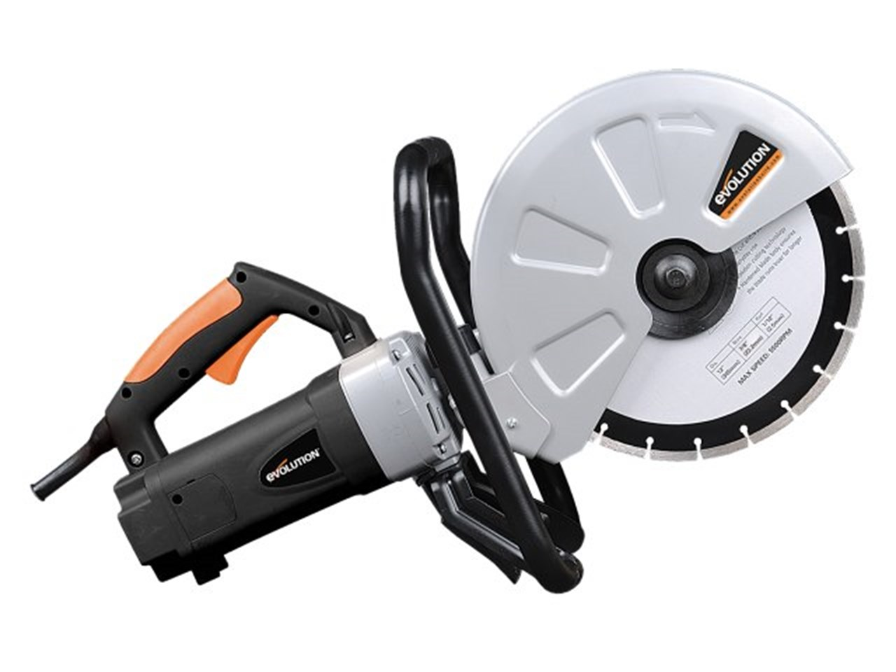 Evolution Evoedc 305mm Electric Disc Cutter 2400w 240v