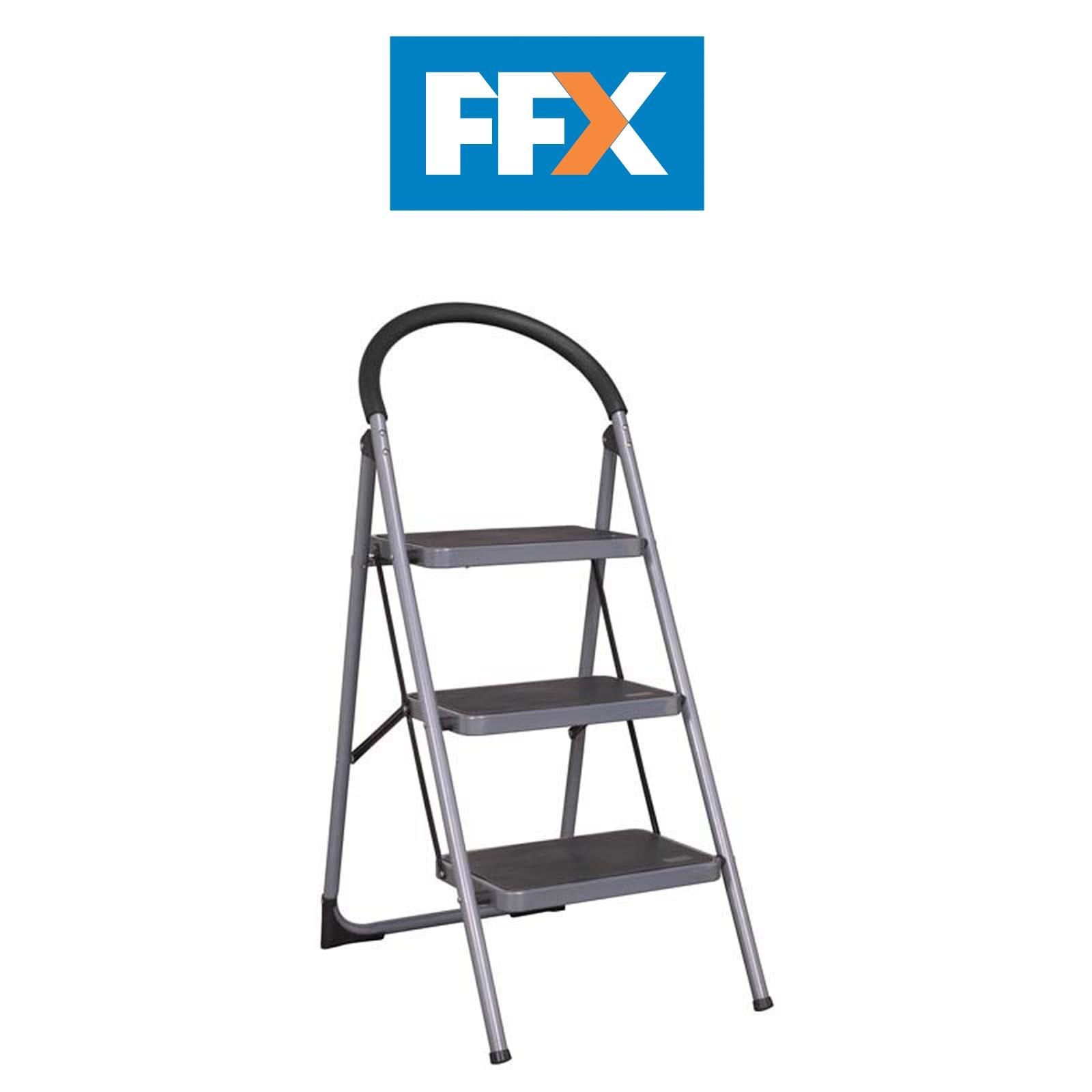 Image is loading Sealey-ASL23-Step-Stool-3-Tread-150kg-Capacity  sc 1 st  eBay & Sealey ASL23 Step Stool 3-Tread 150kg Capacity | eBay islam-shia.org
