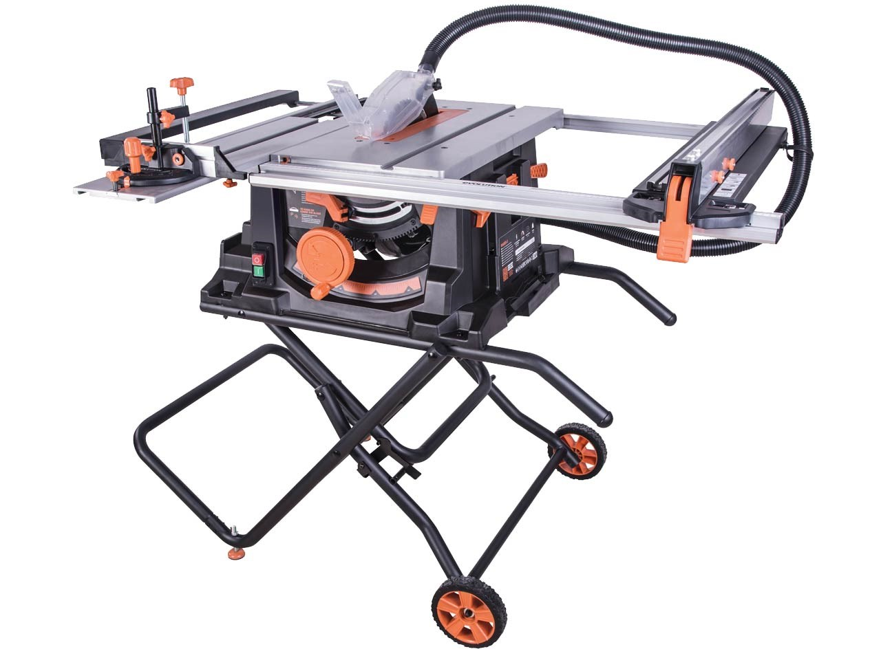 Multipurpose Table evolution rage5-s/1 110v 255mm tct multipurpose table saw