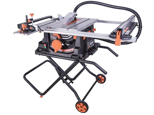 Evolution rage5 s 110v 255mm tct multipurpose table saw ebay for 110v table saws