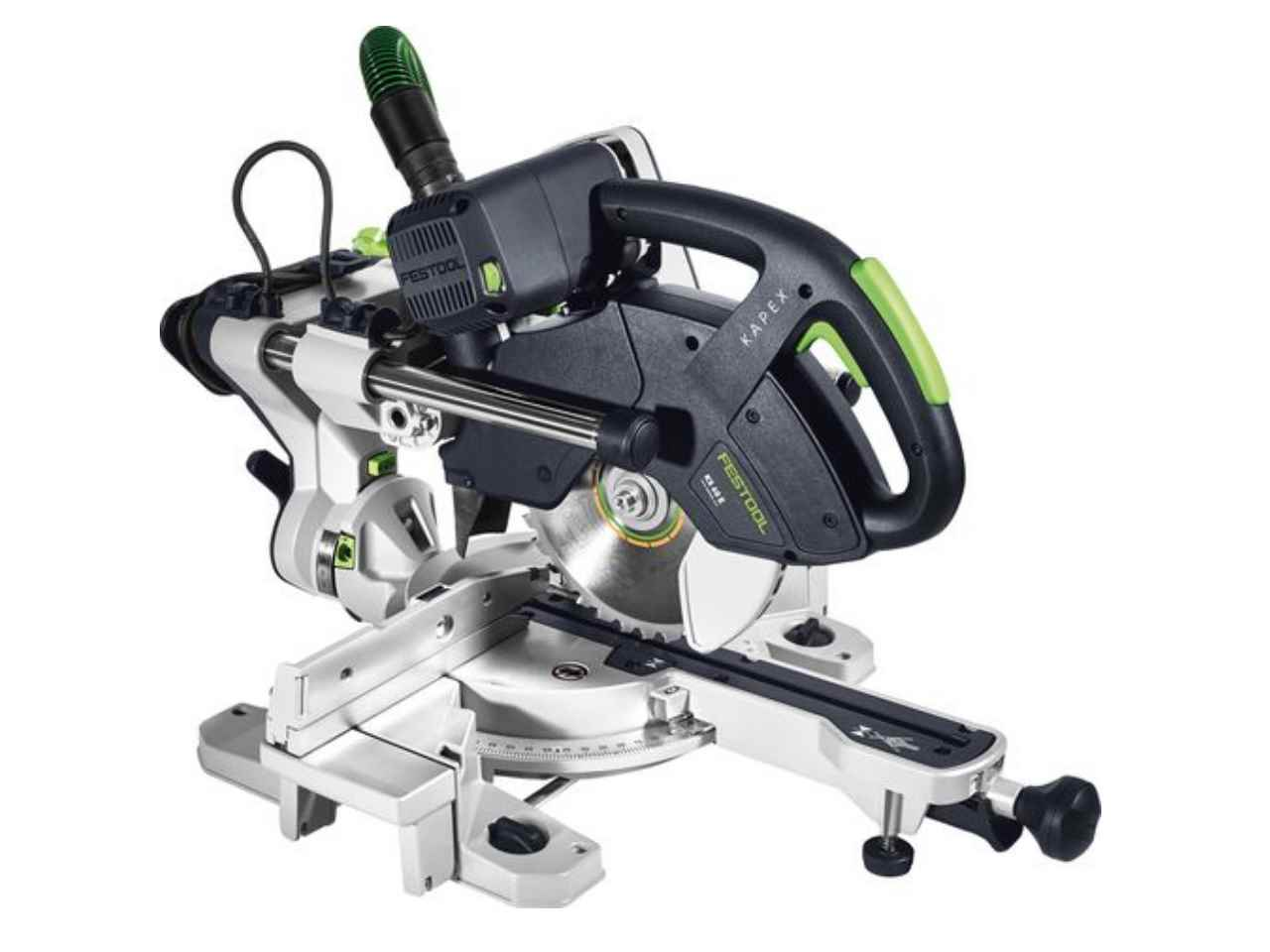 festool 561684 ks60 240v kapex sliding compound mitre saw. Black Bedroom Furniture Sets. Home Design Ideas