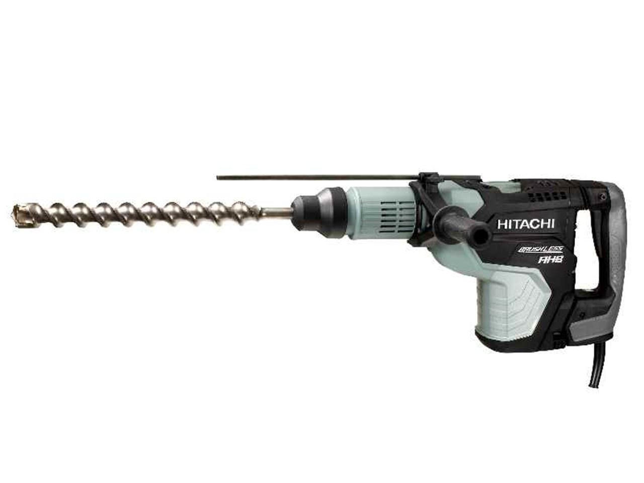 c51d68eb2cd Hitachi DH52ME J1 240V 1500W SDS Max Brushless Rotary Hammer ...