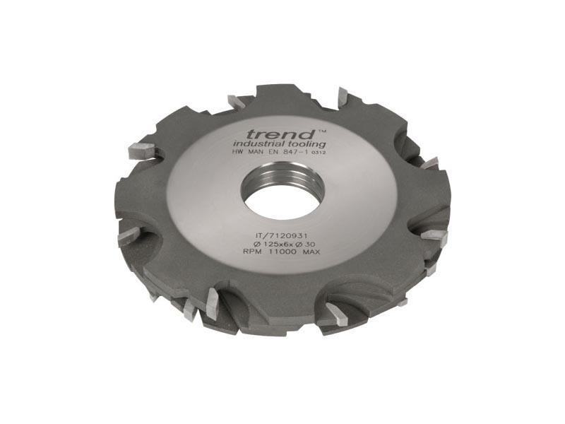 TREND C237X1//4TC HINGE RECESS 19.1MM DIA X 19MM CUT
