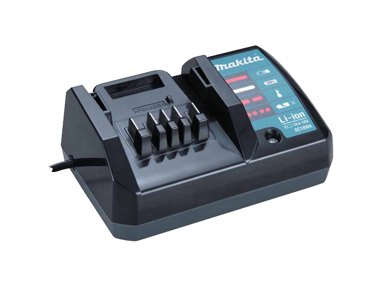 Makita dc18wa 14 4 18v g series battery charger - Batterie makita 18v ...