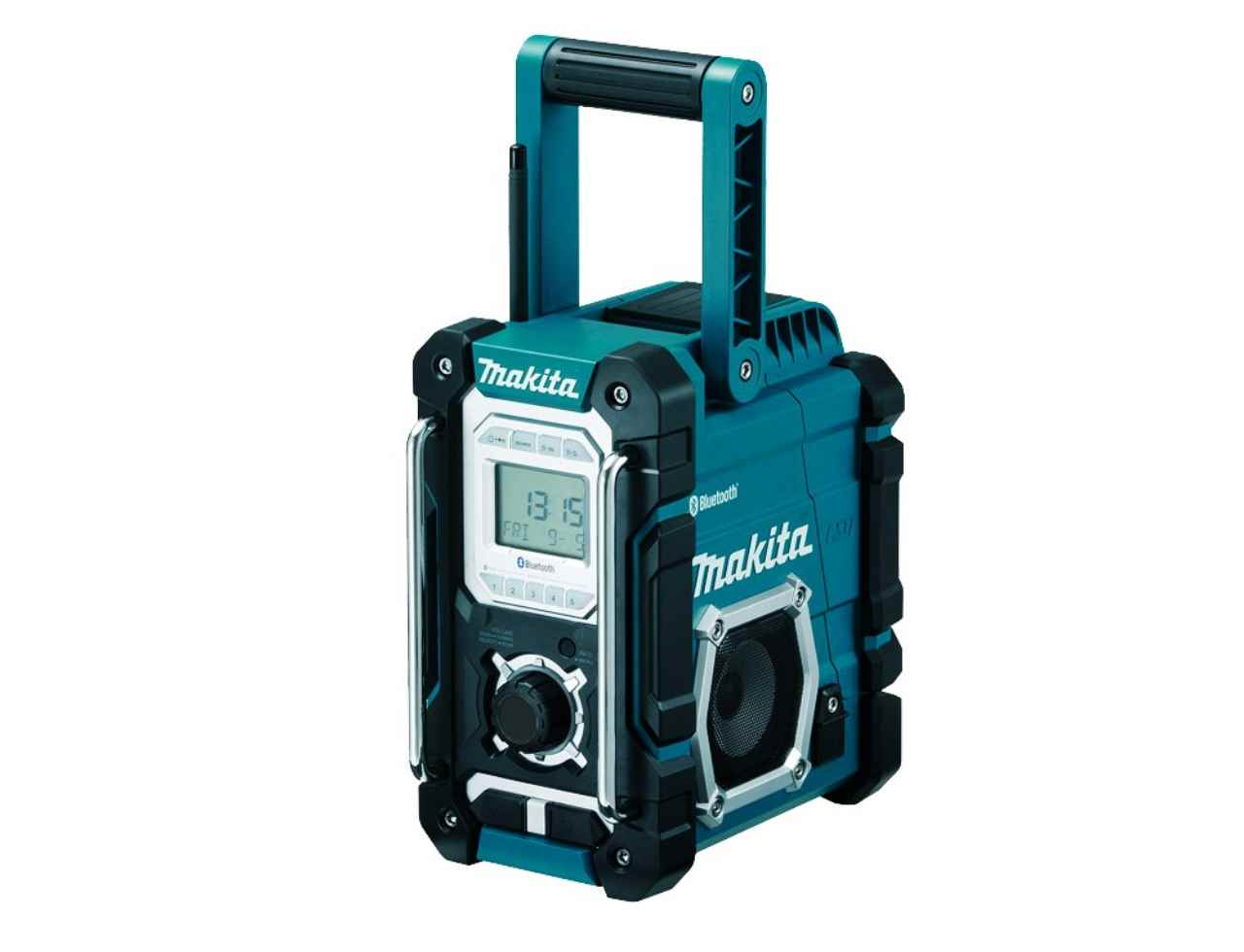 Makita dmr104 job site radio with dab 240v - Radio makita dmr108 ...