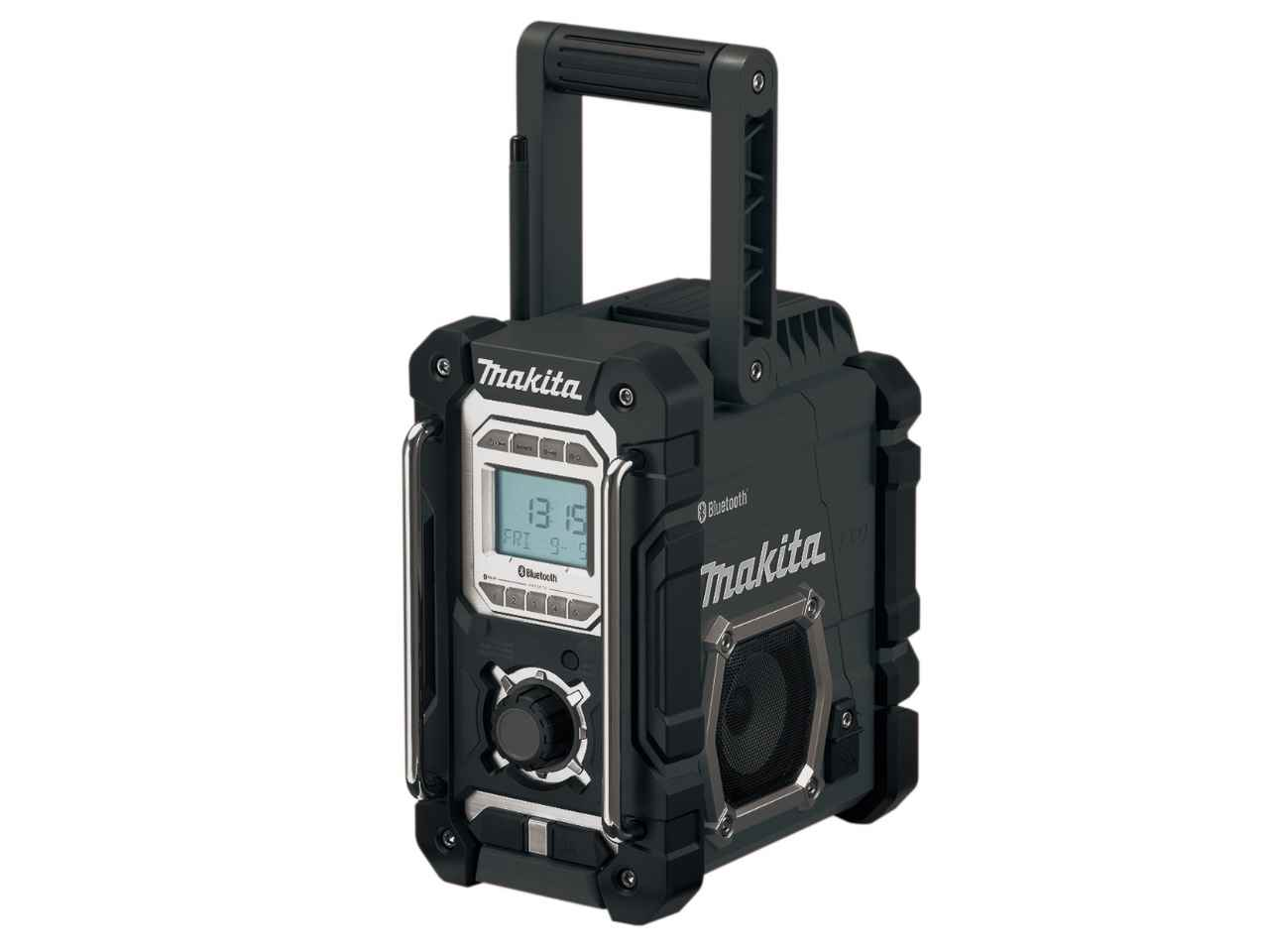 makita dmr104 job site radio with dab 240v. Black Bedroom Furniture Sets. Home Design Ideas