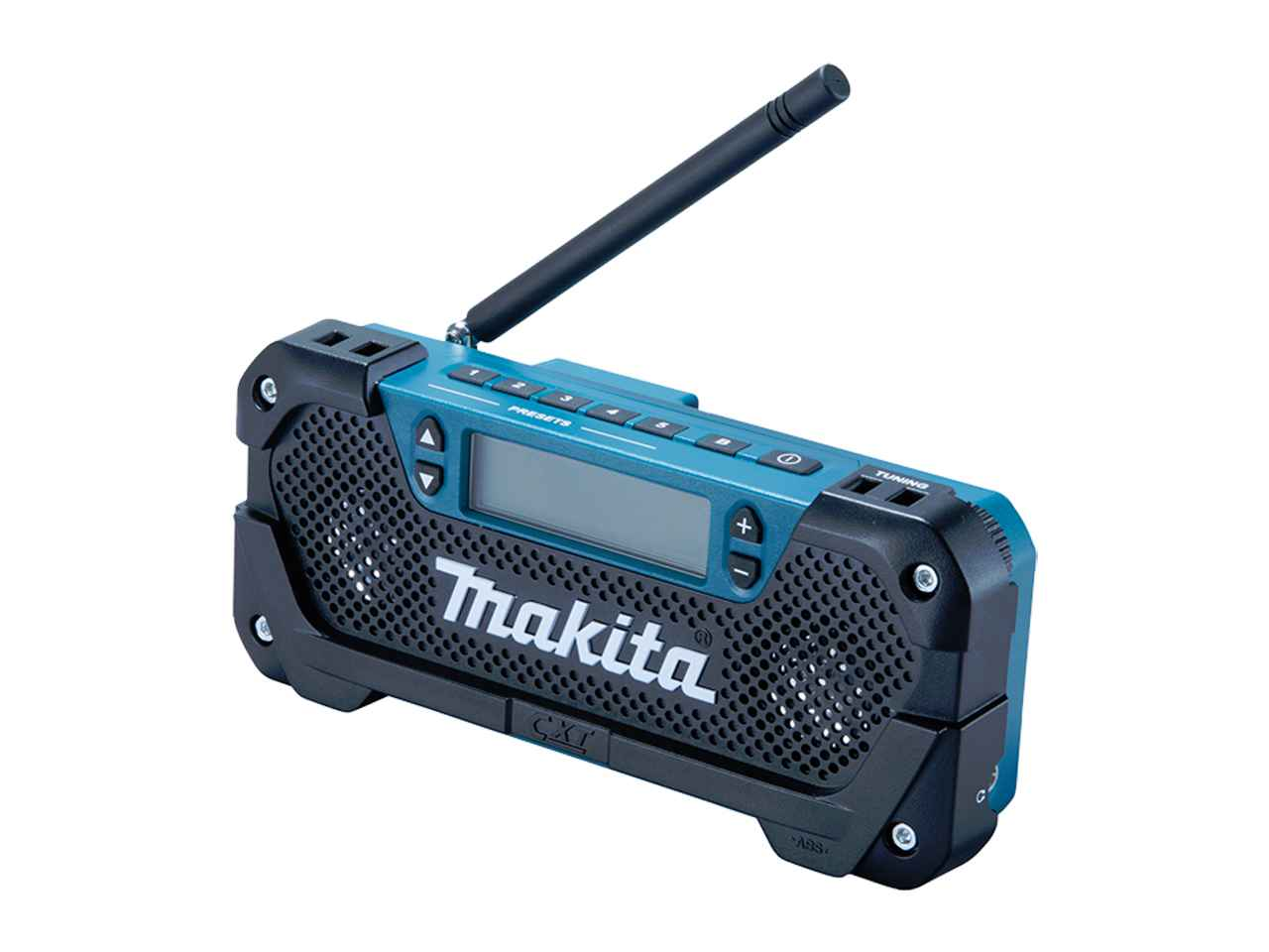Makita Mr052 10 8v Cxt Job Site Am Fm Radio Bare Unit Ebay