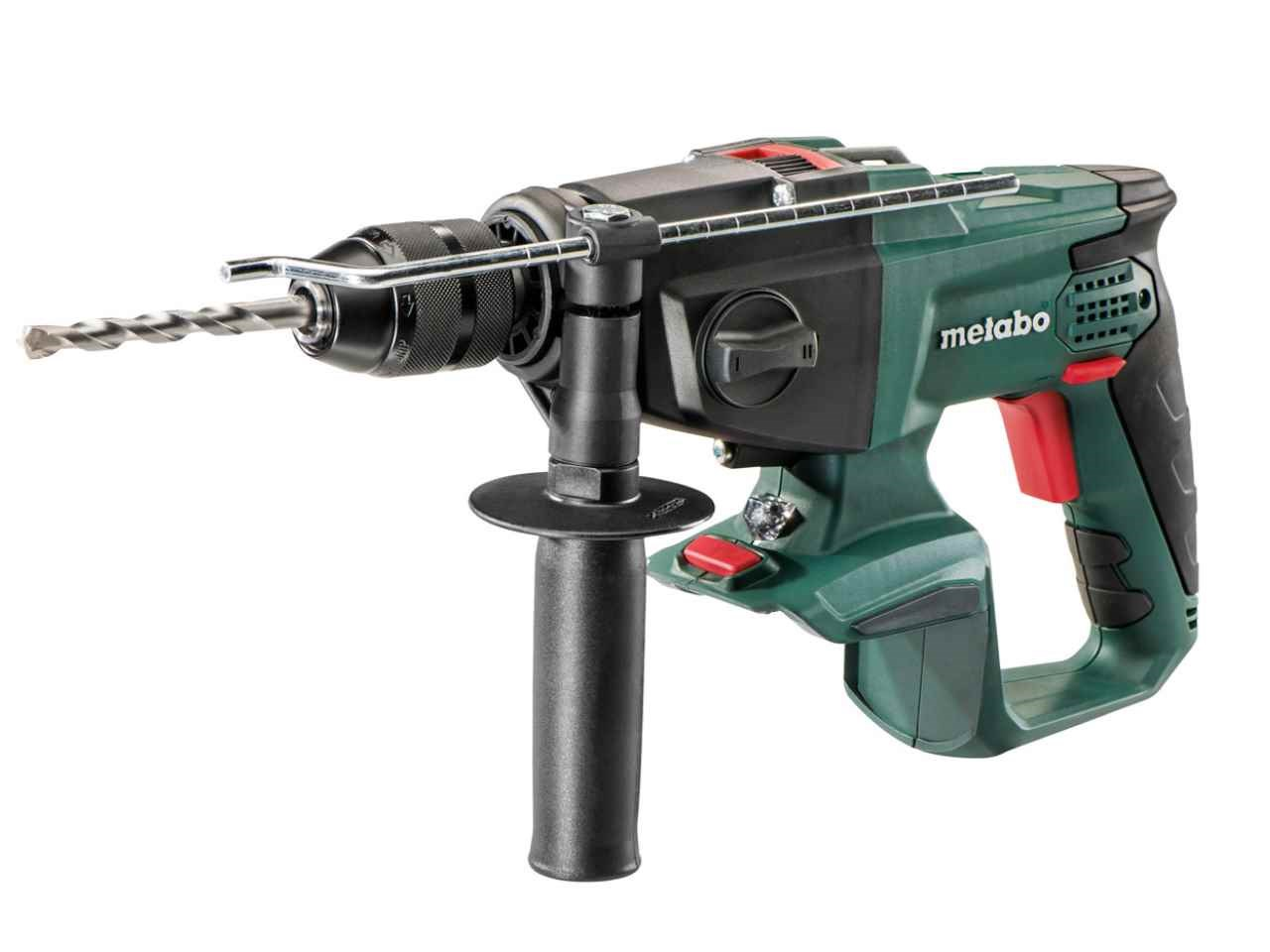 metabo 600845840 18v cordless impact drill bare unit. Black Bedroom Furniture Sets. Home Design Ideas