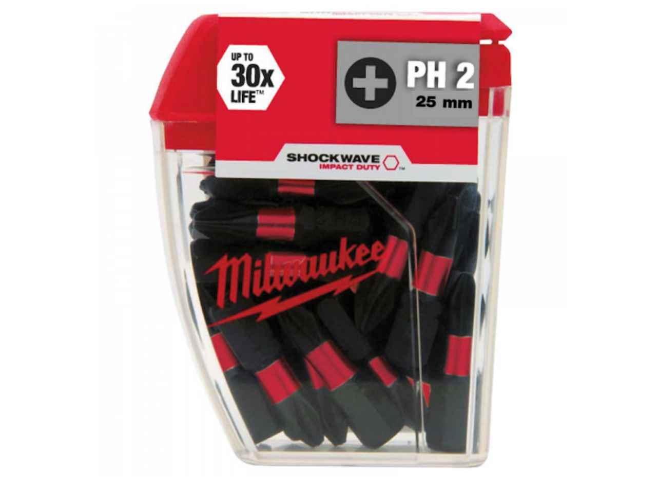 Milwaukee Sawzall Wiring Diagram 4932430853 Shockwave Ph2 25mm Screwdriver Bit 25pk 795 Save 1951