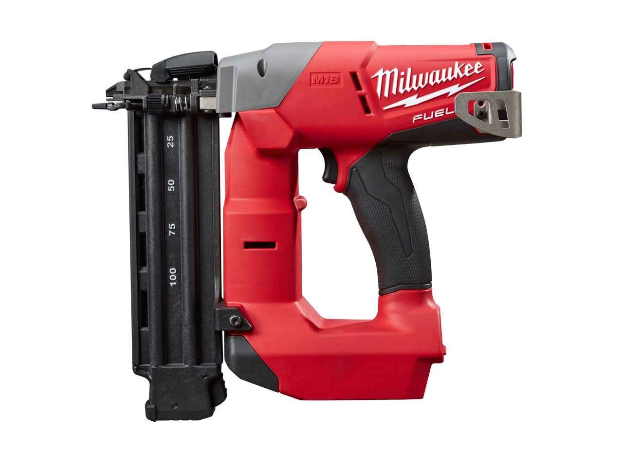 Milwaukee M18CN18GS-0X 18V Fuel Li-ion 18G Brad Nailer Bare Unit