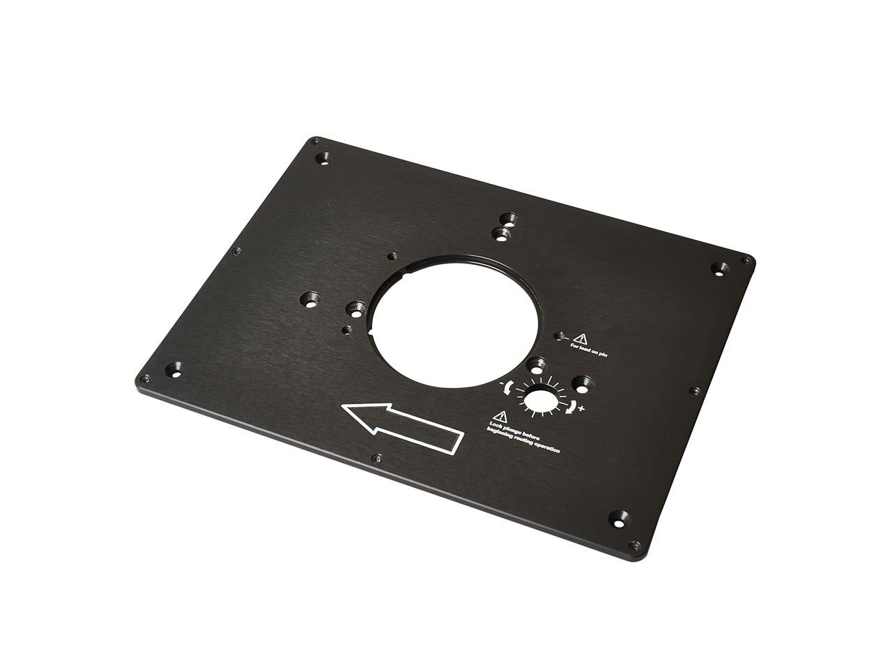 Trend rtiplatea router table insert plate alloy keyboard keysfo Choice Image