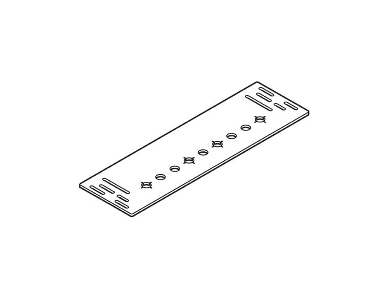 Trend WP-CDJ300/39 Template dowel 32mm CDJ300