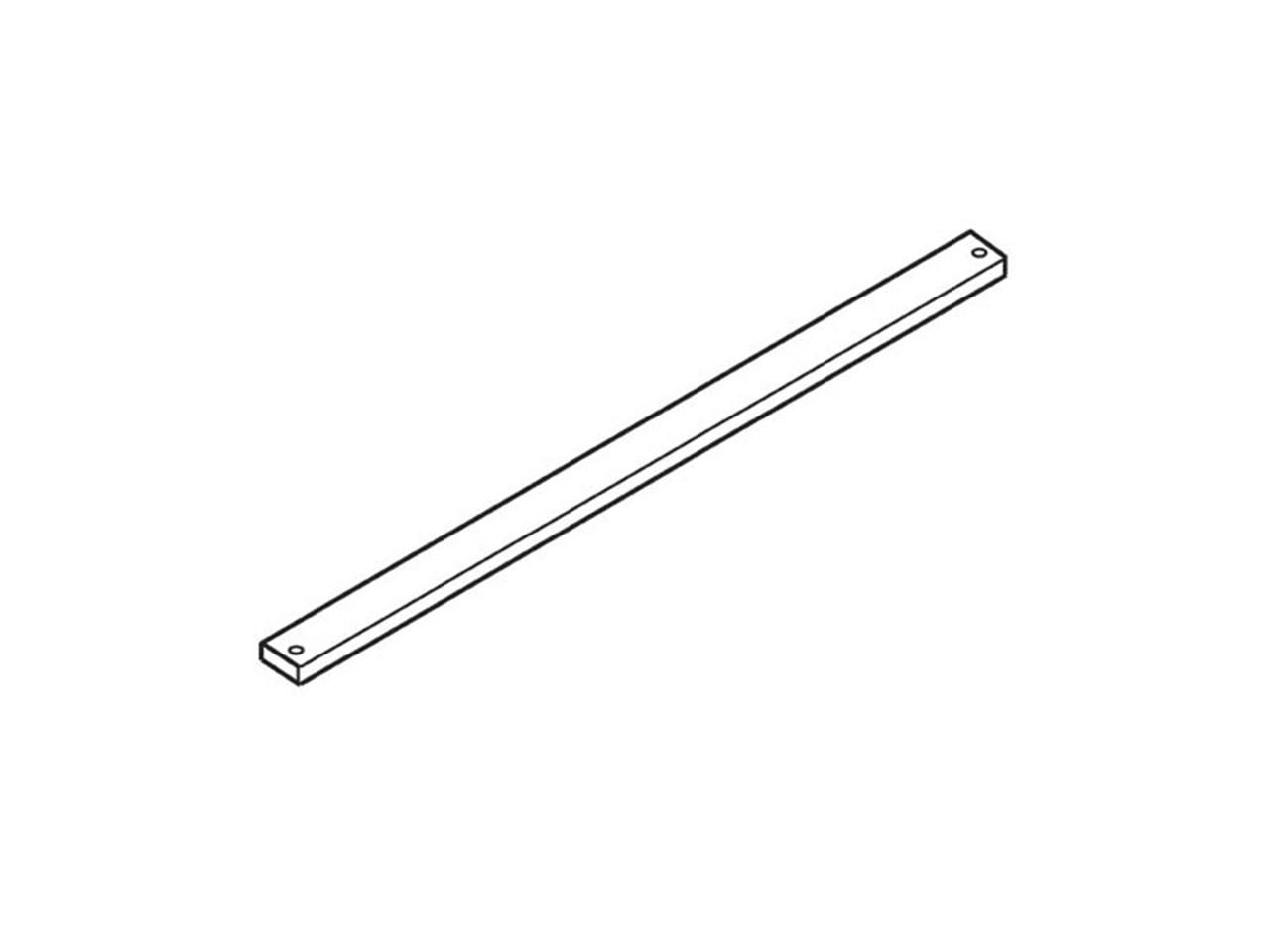 Trend WP-CDJ300/40 Fence bar dowel template CDJ300