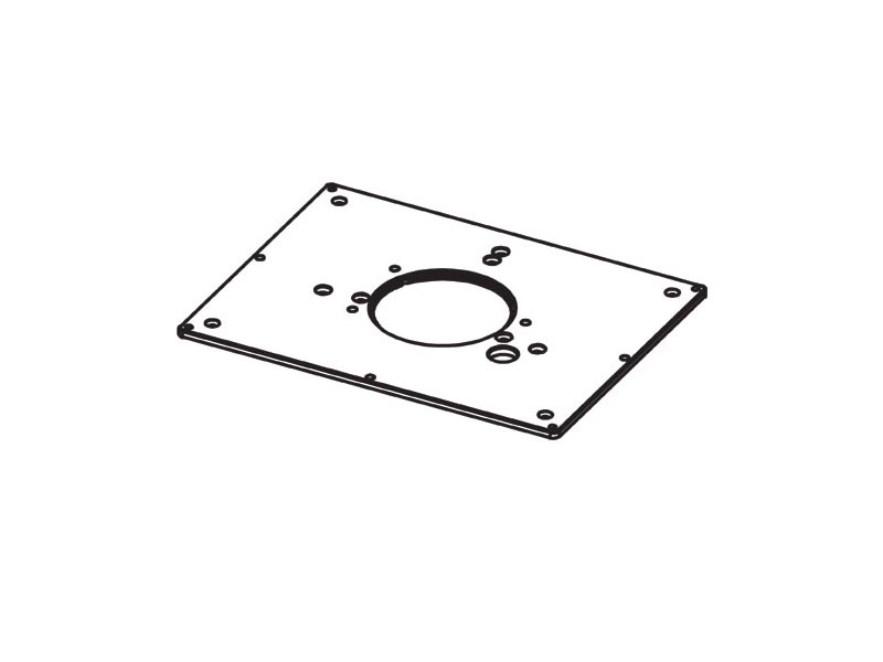 Trend wp crtmk302 insert plate crtmk3 greentooth Image collections