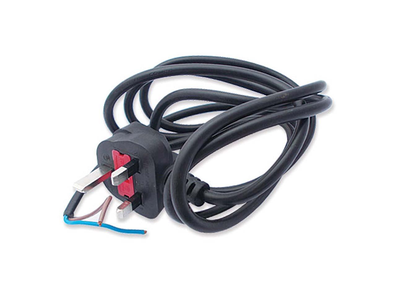 Trend WPT4L021 Zweiadriges kabel mit stecker 115V UK T4 | eBay